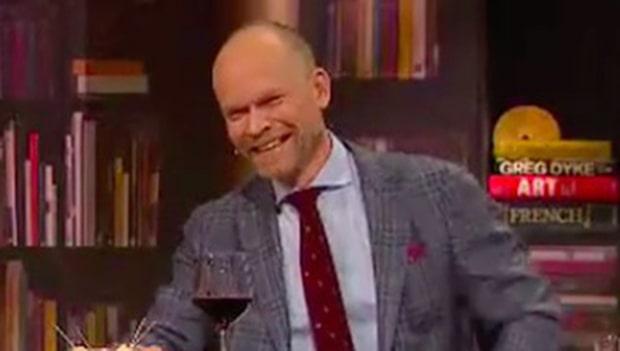 "Kristian Luuk i ""På spåret"": ""Börjar bli full"""