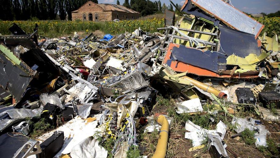 Det var den 17 juli 2014 som passagerarplanet exploderade över