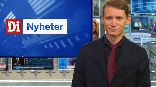 Di Nyheter 17.00 den 25 september 2017
