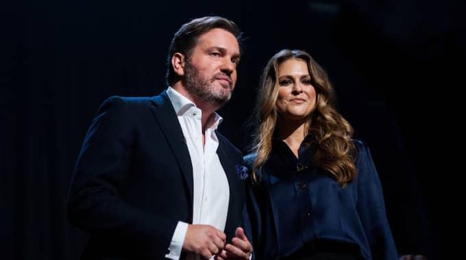 Chris och Madeleine kommer till Sverige nästa vecka. Foto: Rex Shutterstock / REX SHUTTERSTOCK REX FEATURES