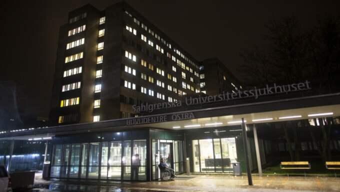 Sahlgrenska är ett av de sjukhus som kan tvingas säga upp personal för att spara pengar. Foto: Anders Ylander