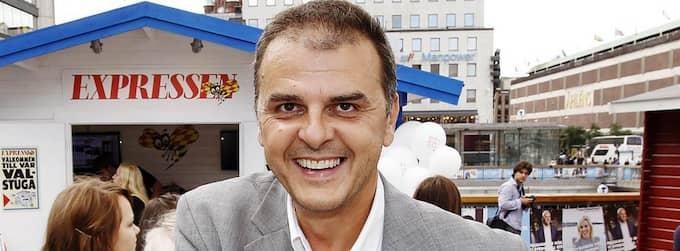 Jasenko Selimovic. Foto: Cornelia Nordström