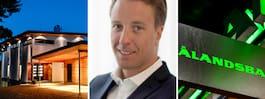 Ålandsbanken hjälpte Allras toppchefer att köpa lyxvillor