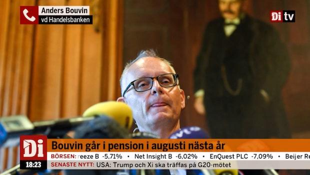 """Handelsbankens vd: """"Jag ser fram emot att göra annat"""""""