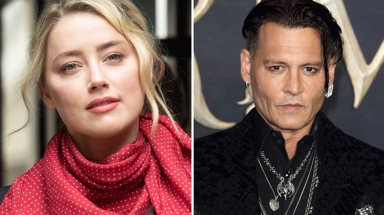 Amber Heards syster bönade: Gift dig inte med Johnny Depp
