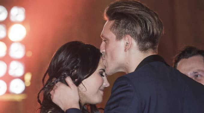 Molly Sandén och Danny Saucedo Foto: Olle Sporrong