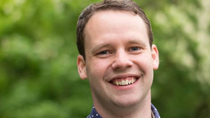 Rickard Nordin (C), energi- och klimatpolitisk talesperson. Foto: Pressbild