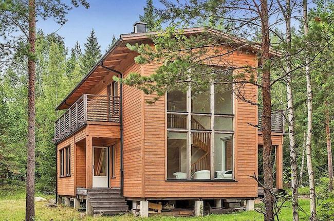 Hemnet hus i skärgården på fin skogstomt Leva& bo