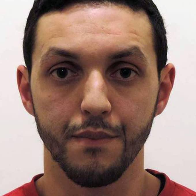 Mohamed Abrini, 31, har tidigare pekats ut som mannen i vitt.