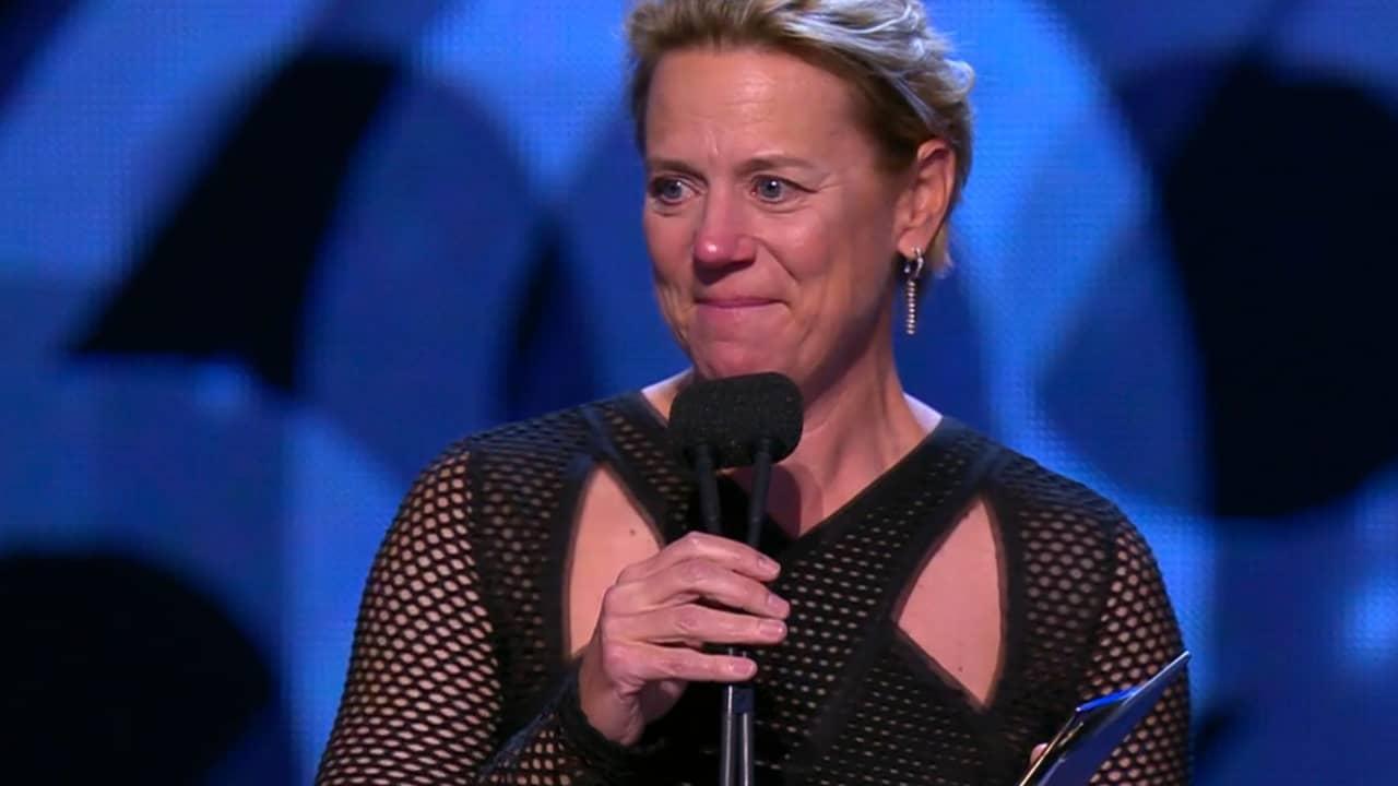 """Tårarna på scenen:  """"Hade ingen aning"""""""