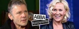 Iron Maiden-sångarens hyllning  till ABBA – inför Malmö-besöket