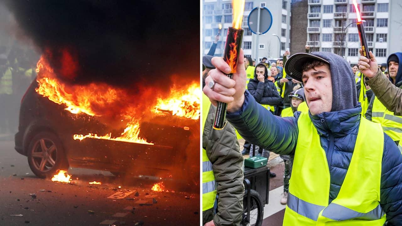 Gula Västarna: Vilka är De Gula Västarna Som Demonstrerar I Paris?