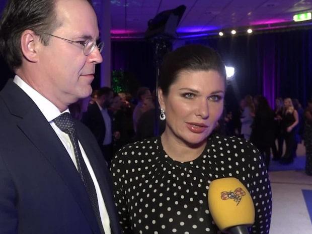 """Dominika Peczynski om hatet efter bröllopet: """"Fått höra det sen jag var 20"""""""