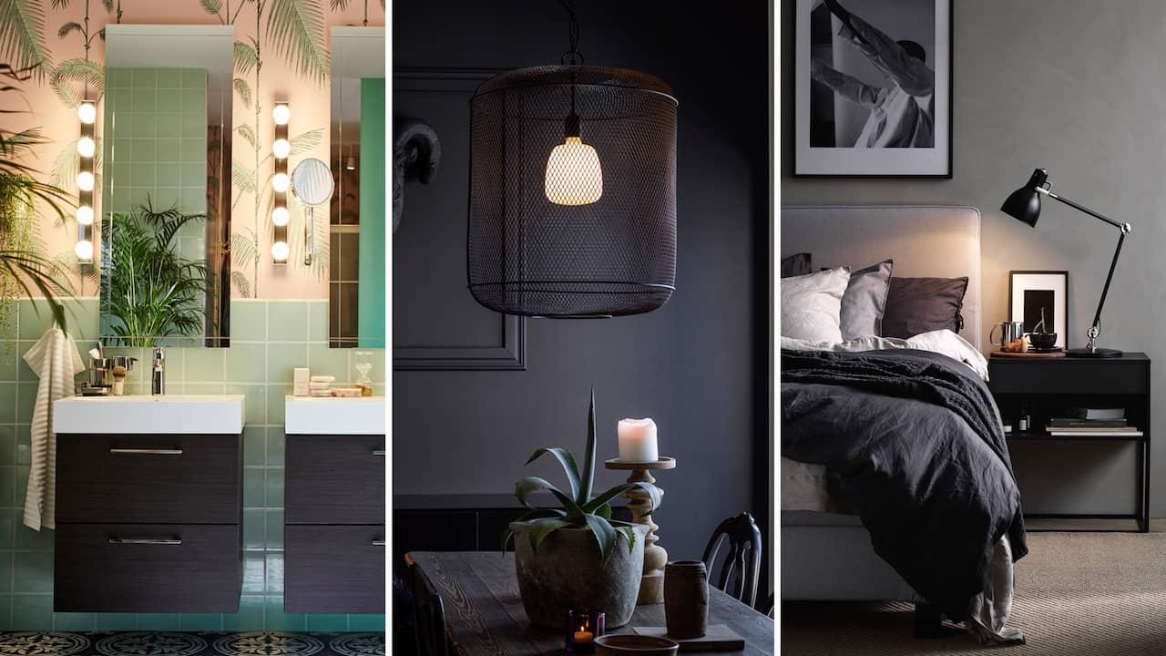 Inred med lampor – så skapar du snygg och mysig | Leva & bo