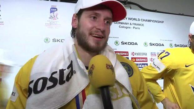 """Oliver Ekman Larsson: """"Skönt att visa att ni hade fel"""""""