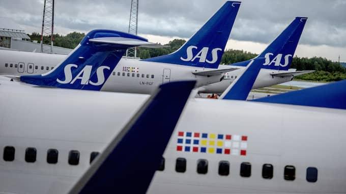 Att intäkterna per passagerare minskar är ett problem i hela branschen. Foto: ALEX LJUNGDAHL