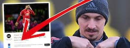 Titta, här avslöjas lögnen om Zlatan