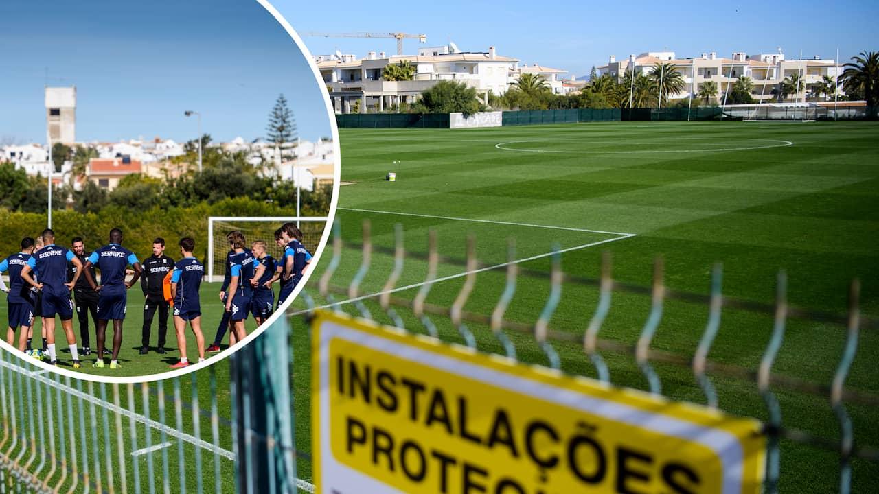 Tidigare misstänkta IFK Göteborg-spelaren tränar igen
