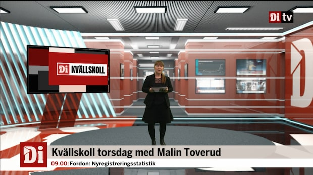 Kvällskoll - 31 maj 2018