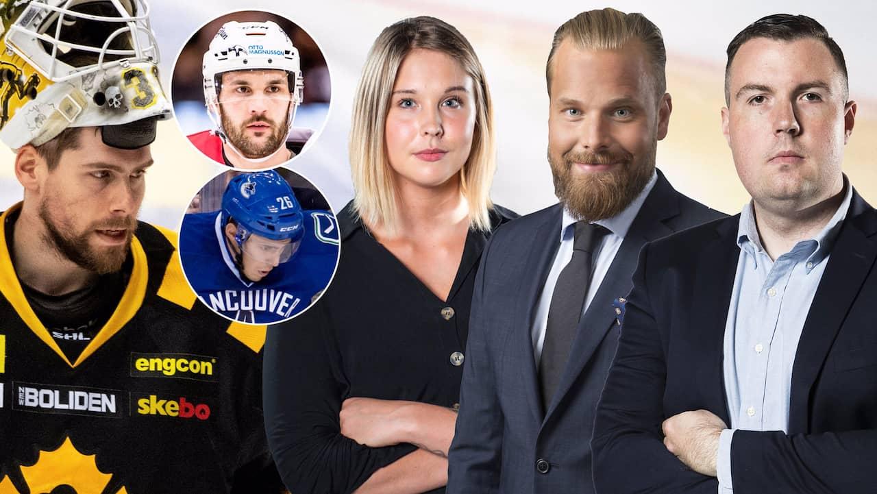 """""""Som om Lewis Hamilton bytt F1 mot svenska rallyt"""""""