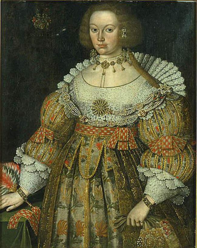 <span>Beata Conradsdotter von Yxkull föddes år 1618. Numera sägs hon spöka på Ericsbergs slott och går under namnet Pintorpafrun.<br></span>