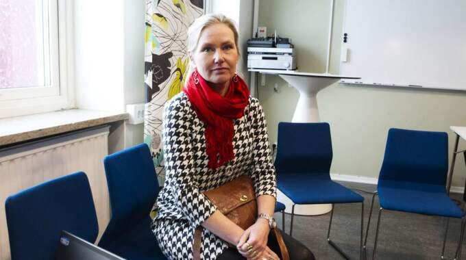 Anna Johansson, (S). Foto: Jan Wiriden