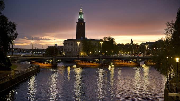 Stockholm meddelar att de inte kommer söka OS 2026 Foto: SUVAD MRKONJIC