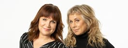 Klart: Stina Wollter och Kim  Kärnfalk leder