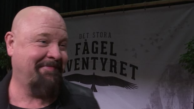 """Anders Bagge om nya kärleken: """"En kanontjej"""""""