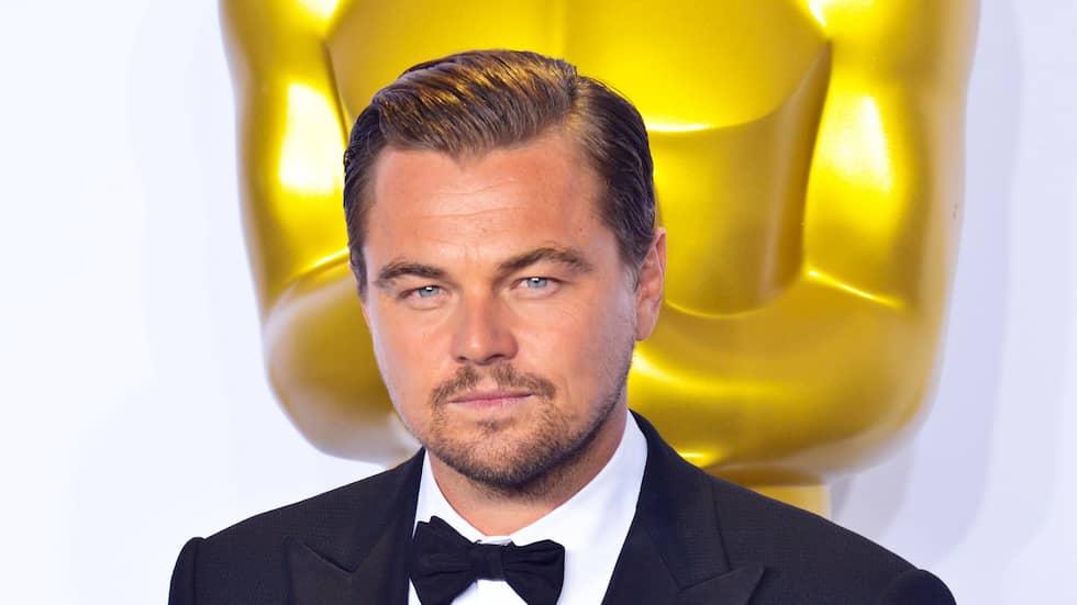 Skådespelaren Leonoardi DiCaprio har länge arbetat med miljöfrågor. Foto: KM/FAMEFLYNET PICTURES / STELLA PICTURES