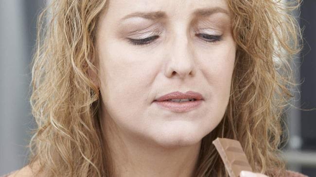 <span>Enligt forskare är choklad en högst trolig &quot;trigger&quot; till huvudvärk.</span>