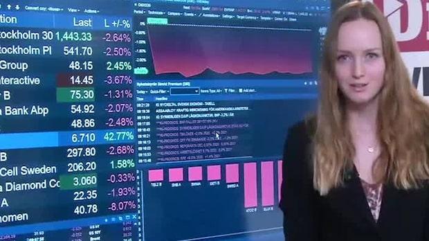 Marknadskoll: KI spår att BNP kommer minska 3,2 % under 2020