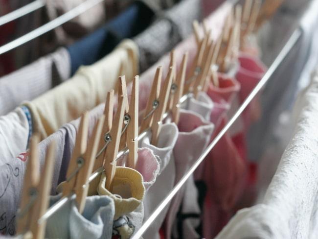 Även forskning bekräftar teorin om att det är ohygieniskt att lagra tvätt i maskinen.