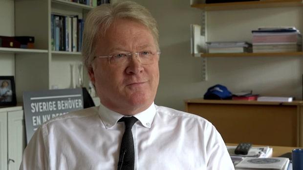 Lars Adaktusson (KD) bryter tystnaden efter kritikstormen