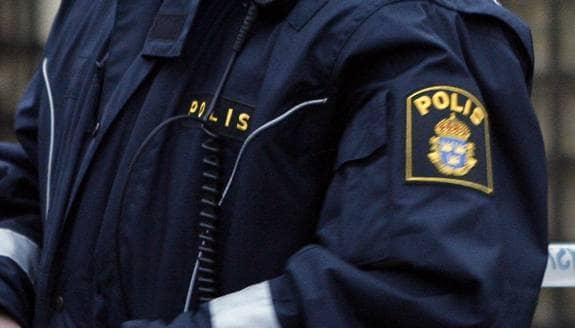 Bara en av 829 anmälningarna mot polisen i Skåne ledde till fällande dom förra året. Foto: Lennart Rehnman