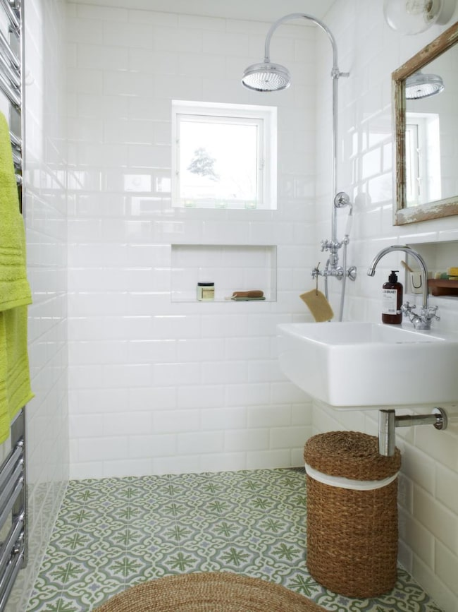 Litet badrum u2013 stor förändring Badrum Expressen Leva& bo