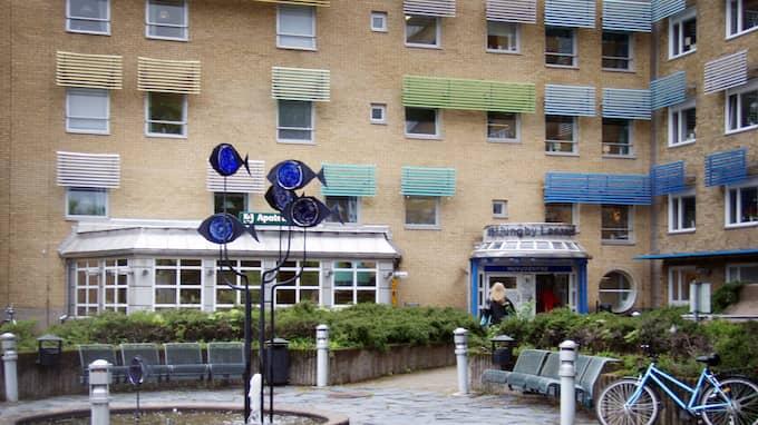 Ljungby lasarett fick nej av landstinget – men nu kliver alltså Ingvar Kamprad in med pengarna som behövs. Foto: TOTTE LINDBERG