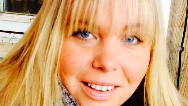 Anna Spång-Lygn hittades mystiskt död på en gård i Falkenberg för drygt ett år sedan. Foto: PRIVAT