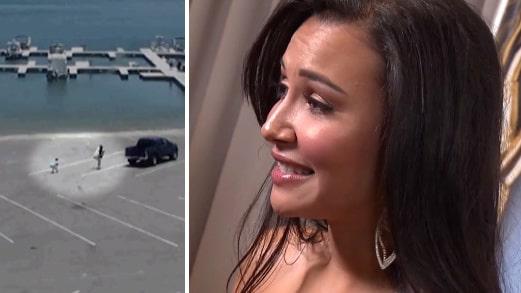 Sista bilderna på Naya Rivera –befaras ha drunknat