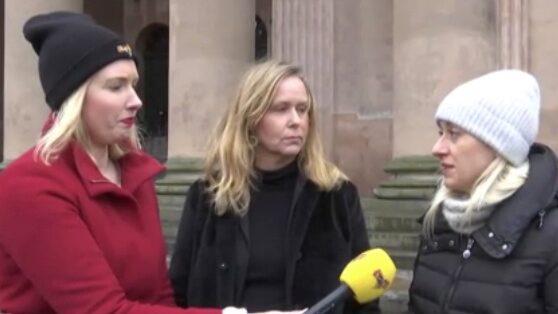 Expressens Maria Rydhagen och Catarina Lundbäck om Madsen-rättegången