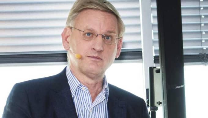 Sverige tar täten. Många andra länder ser Sverige som ett föredöme när det gäller frihet på nätet, skriver utrikesminister Carl Bildt. Foto: Olle Sporrong