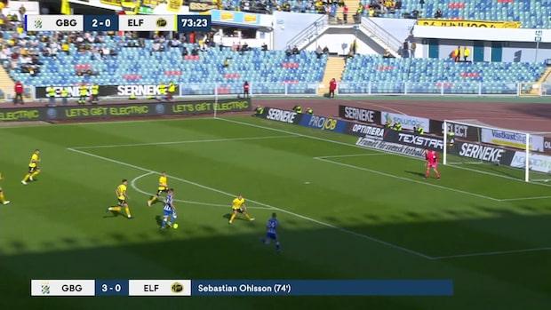 Höjdpunkter: IFK Göteborg-Elfsborg