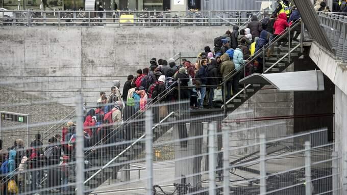 Misstron mot mediernas rapportering om invandring kan inte bara skyllas på högerpopulismen. Foto: JOHAN NILSSON/TT / TT NYHETSBYRÅN