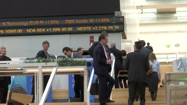 Tekniska problem på Stockholmsbörsen –tvingades stänga