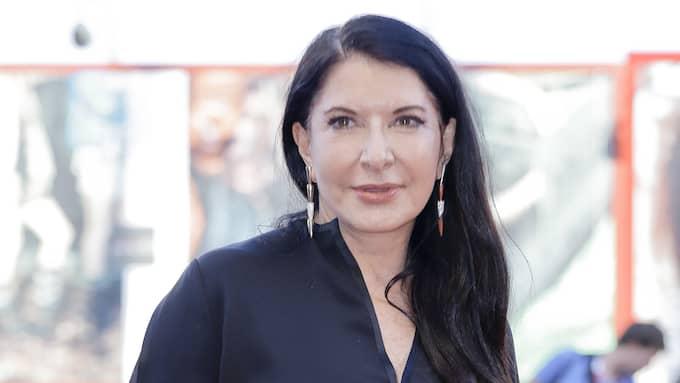 """Marina Abramović betraktas av många som en av världens främsta performancekonstnärer. Hon är aktuell med självbiografin """"Gå genom väggar"""". Foto: ANDREW MEDICHINI"""