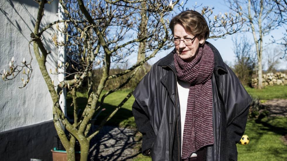 Gudrun Schyman har inga planer på att dra sig tillbaka. Foto: Christian Örnberg