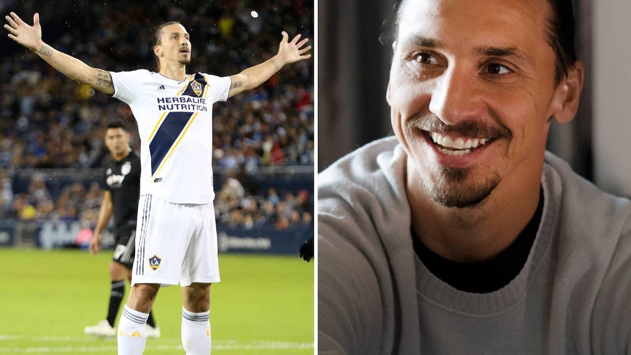 Klart: Zlatan bäst betald någonsin – här är hans nya lön
