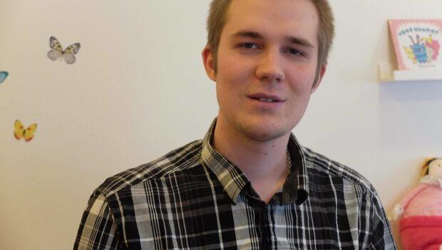 Mördaren Martin Törnblads  utbrott inne i Kumlabunkern