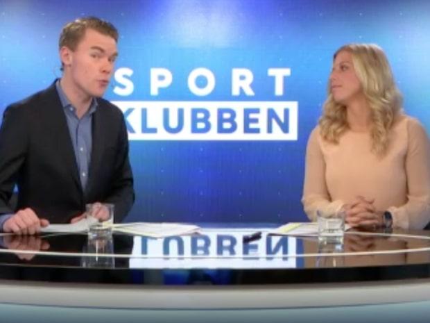 Se hela Sportklubben 23 januari