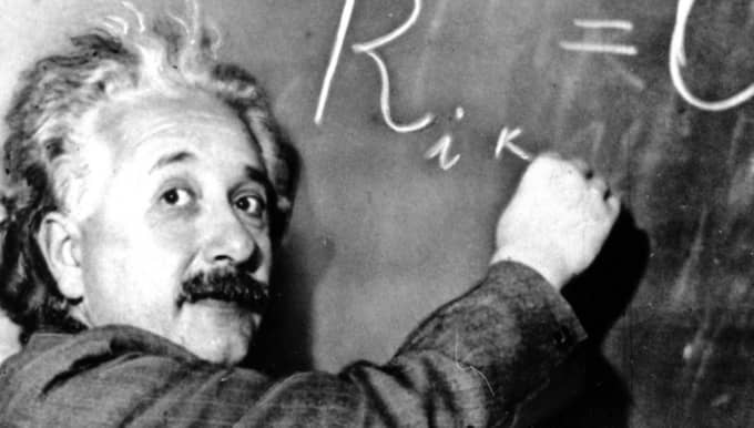 Nu kan de ha upptäckts – Albert Einsteins gravitationsvågor Foto: AP Photo